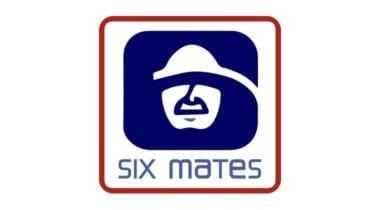 six mates logo