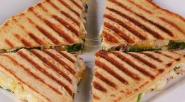 flatbread panini