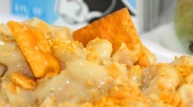 cheez-it macaroni and cheese