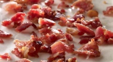 hormel bacon topping on pizza