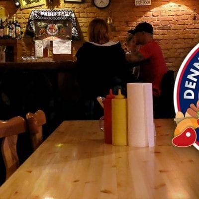 bar/ restaurant setting podcast thumbnail