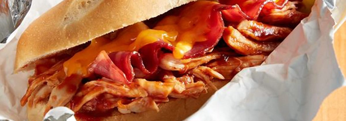 chicken bbq sandwich
