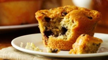 udi's gluten-free blueberry muffin
