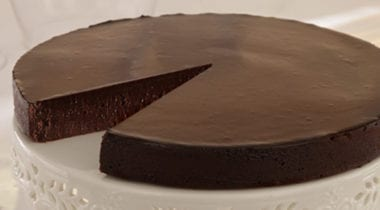sweet street desserts flourless chocolate torte