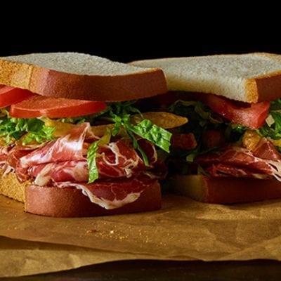 udi's gluten-free sandwich
