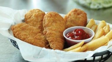 tyson chicken tenders basket