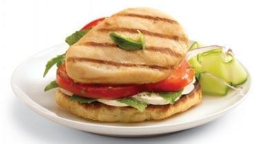 tyson grilled chicken breast sandwich
