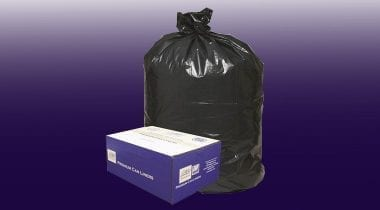 AEP Berry trash bag liner and box