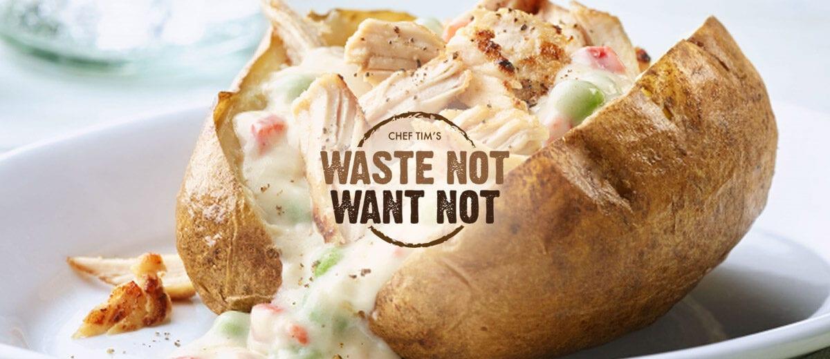 wnwn graphic in turkey stuffed potato