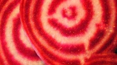 candy stripe beets