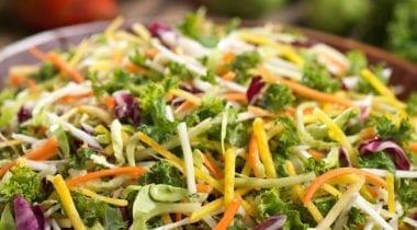 shredded vegetable blend