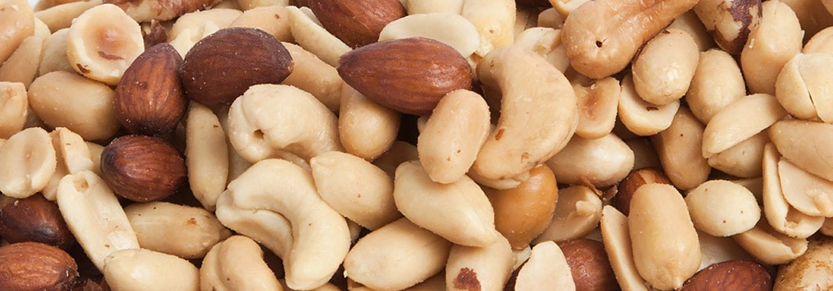 mixed nuts blend