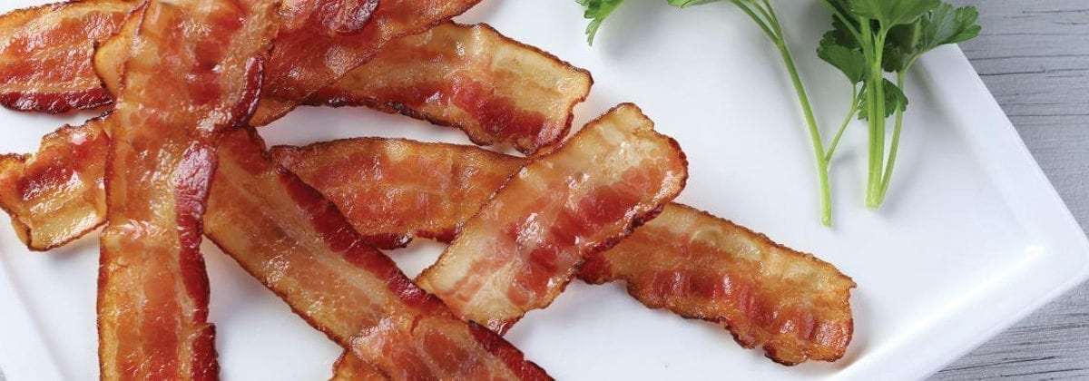 applewood smoked bacon slices