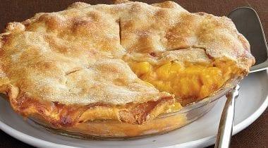 apple pie cut