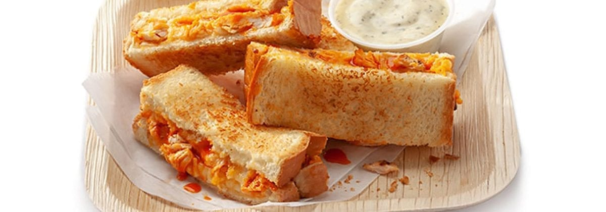 buffalo chicken cheese sticks