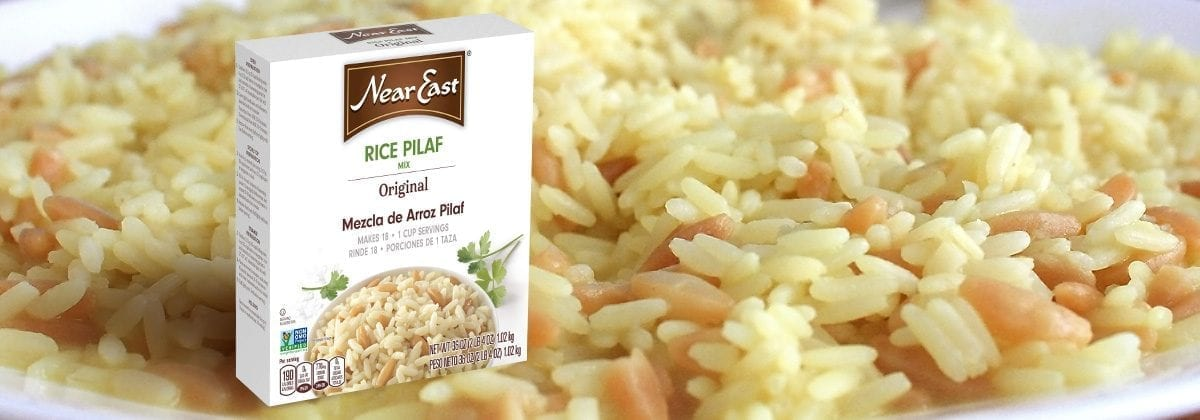 near east original rice pilaf