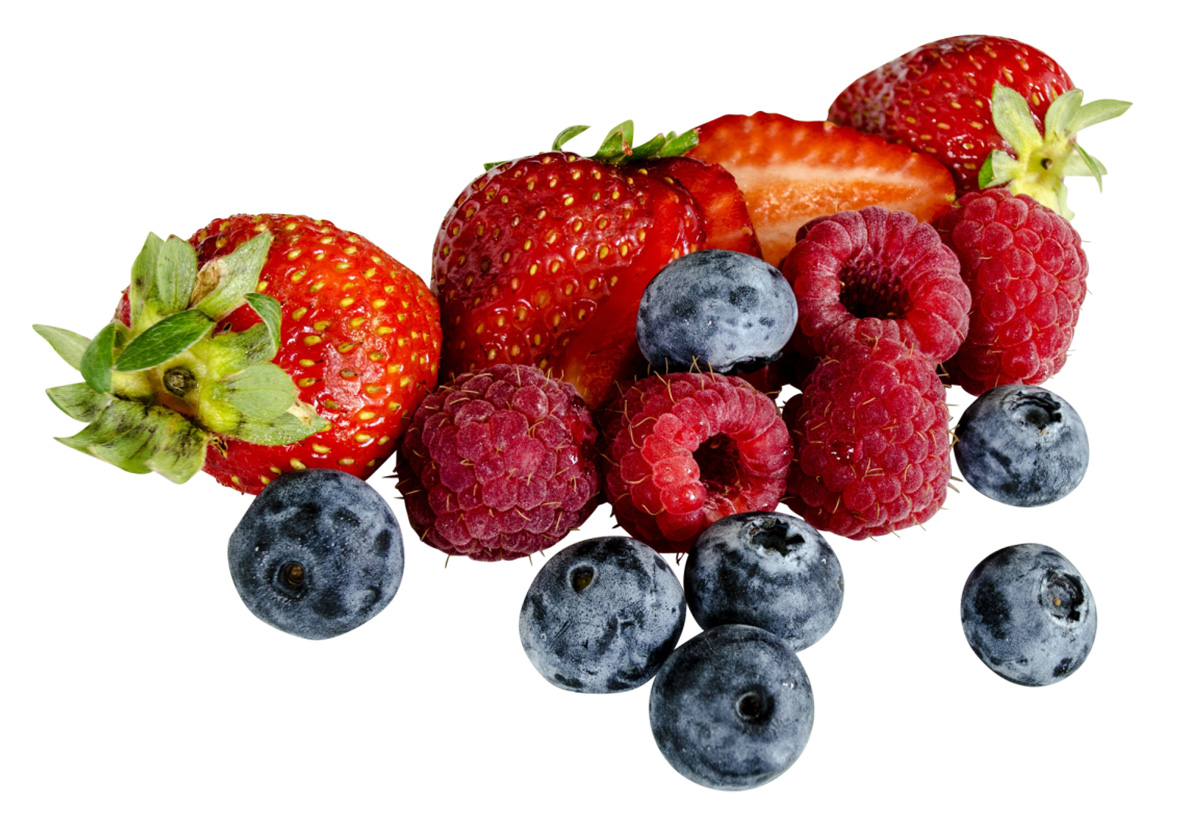 keto foodservice berries