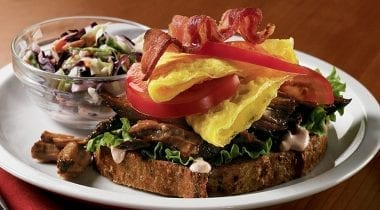 pot roast BLT