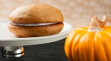 steves snacks pumpkin whoopie pie