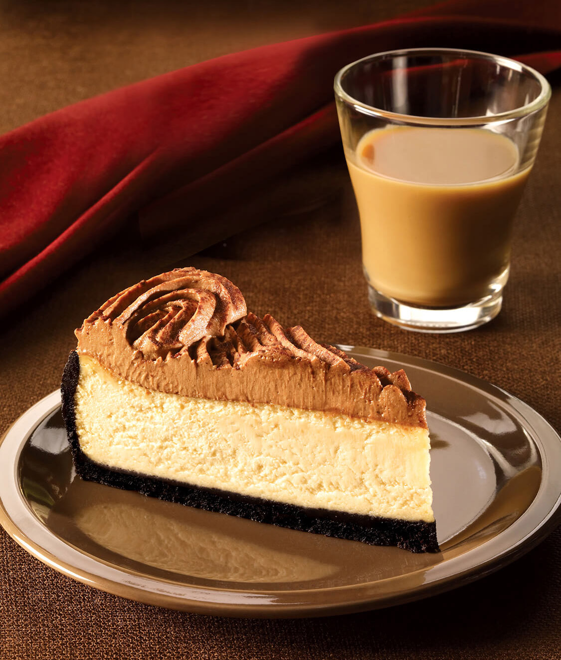 Dianne's Irish Cream Cheescake
