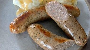 Fontanini Irish Banger Sausage