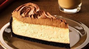 Diana's Irish Cream Cheesecake