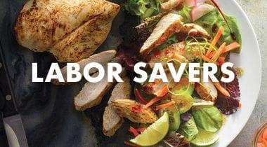 labor savers graphic
