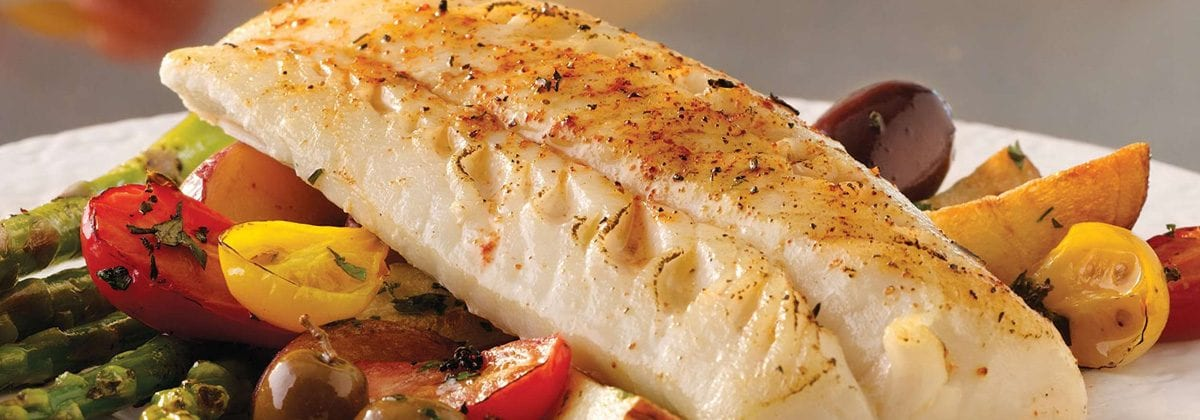Trident Baked Cod