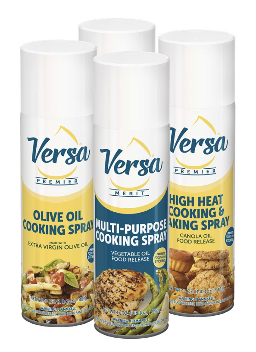 Versa Cooking Sprays