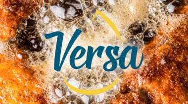 Versa logo banner