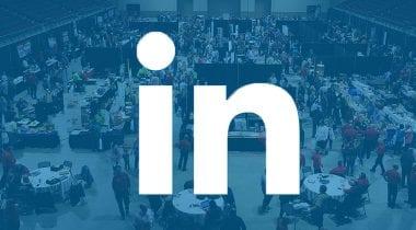 linkedin logo graphic