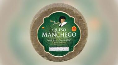 Don Juan Manchego Cheese