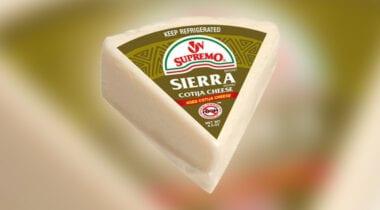 Supremo Cotija Wedge Cheese