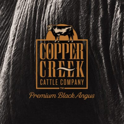 copper creek logo banner