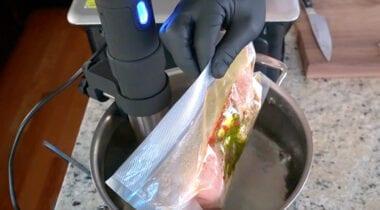 Sous Vide Cooking Turkey