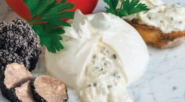 Truffled Burrata Cheese