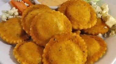 Joseph's Buffalo Chicken Ravioli