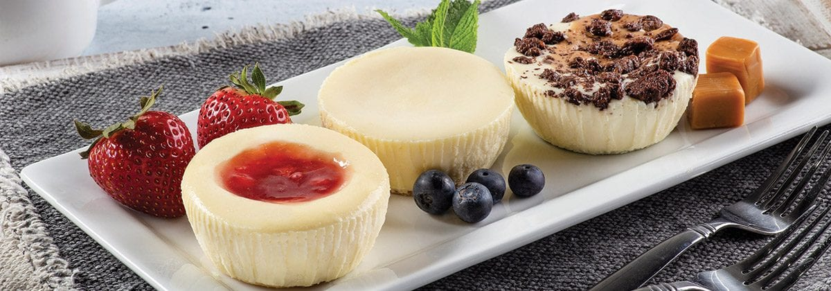 sara lee mini cheesecakes unwrapped