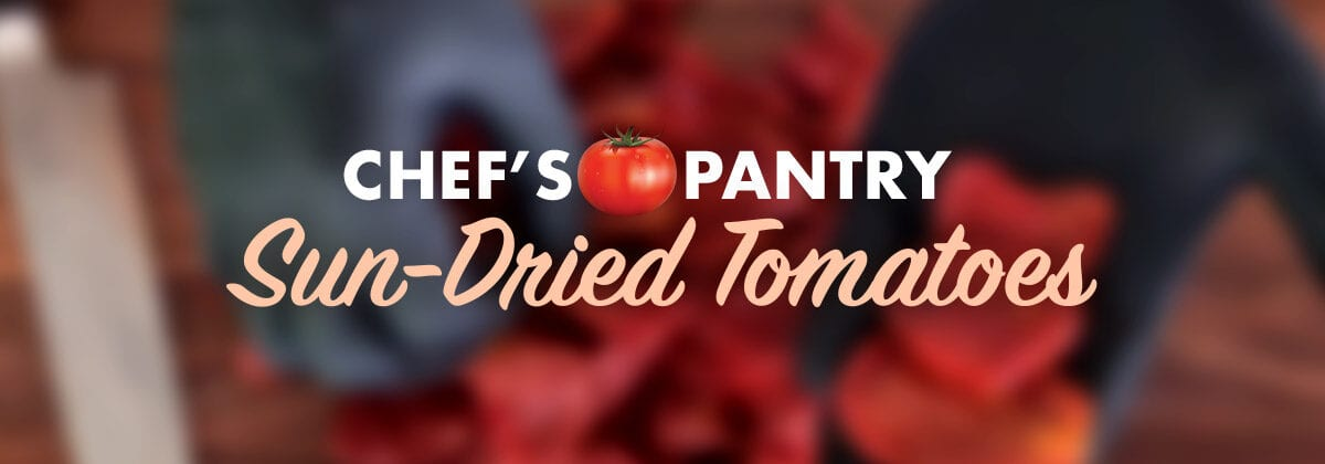 Sun Dried Tomatoes Graphic