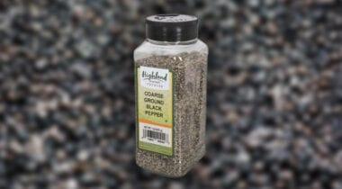 Highland Market Ground Pepper