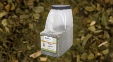 Highland Market Whole Basil Leaves