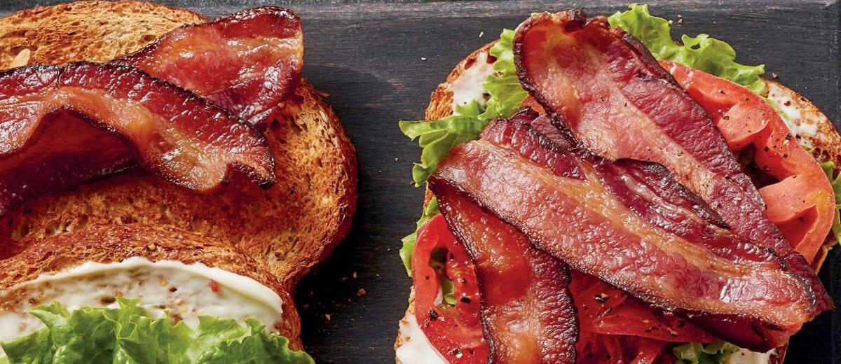 Bacon 1 Half Slices