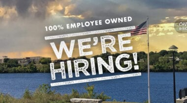 we are hiring graphic hampden
