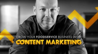grow foodservice business content graphic