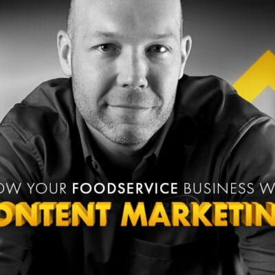 grow your business with content graphic