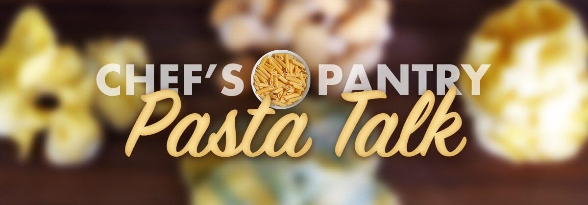 pasta talk graphic