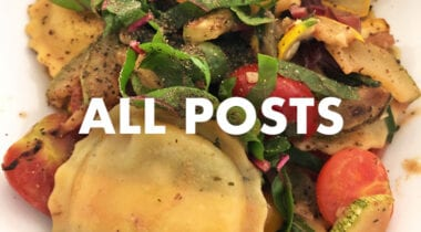 all posts pasta graphic