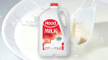 hood gallon of milk