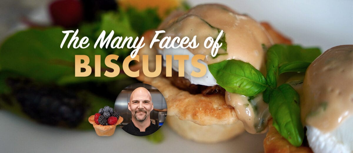 many faces of biscuits graphic