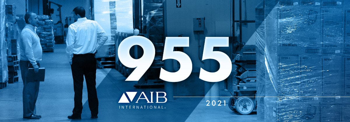 aib 955 warehouse graphic